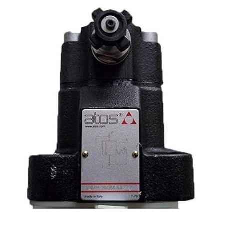 Limiteur de pression pilotée, montage sur embase AGAM