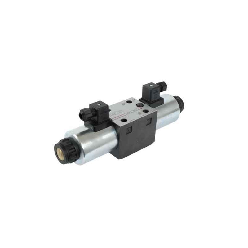 Electrodistributeur A action directe, type tiroir, solénoïdes filetés DKE