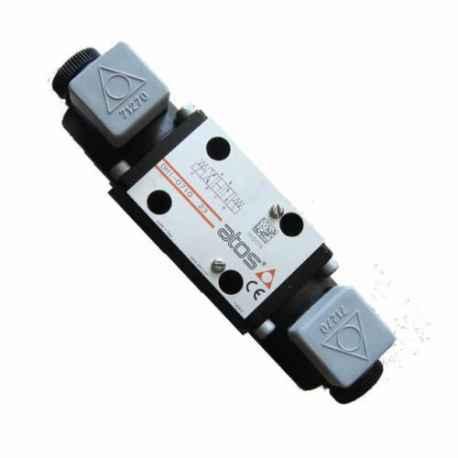 Electrodistributeur A action directe, type de tiroir, solénoïdes bridés DHI