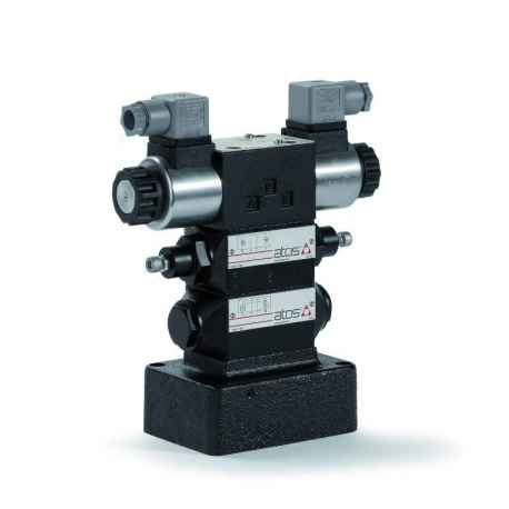 Réducteur de pression Direct pilotée, type tiroir, 2 ou 3 voies, modulaire JPG