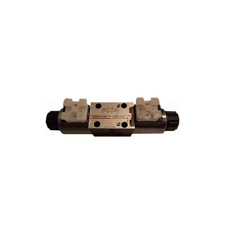 Electrodistributeur A action directe, type tiroir, solénoïdes filetés SDKE