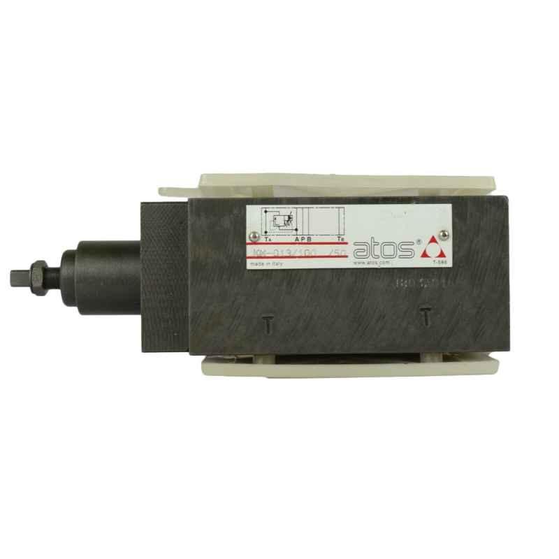 Limiteur de pression A direct pilotée, modulaire KM
