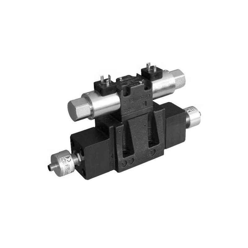 Electrodistributeur Hydraulique Avec Bobine De Maintien DSP5M