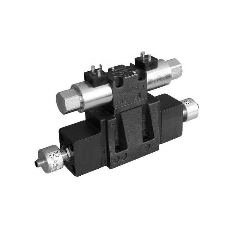 Electrodistributeur Hydraulique Avec Bobine De Maintien DS5M