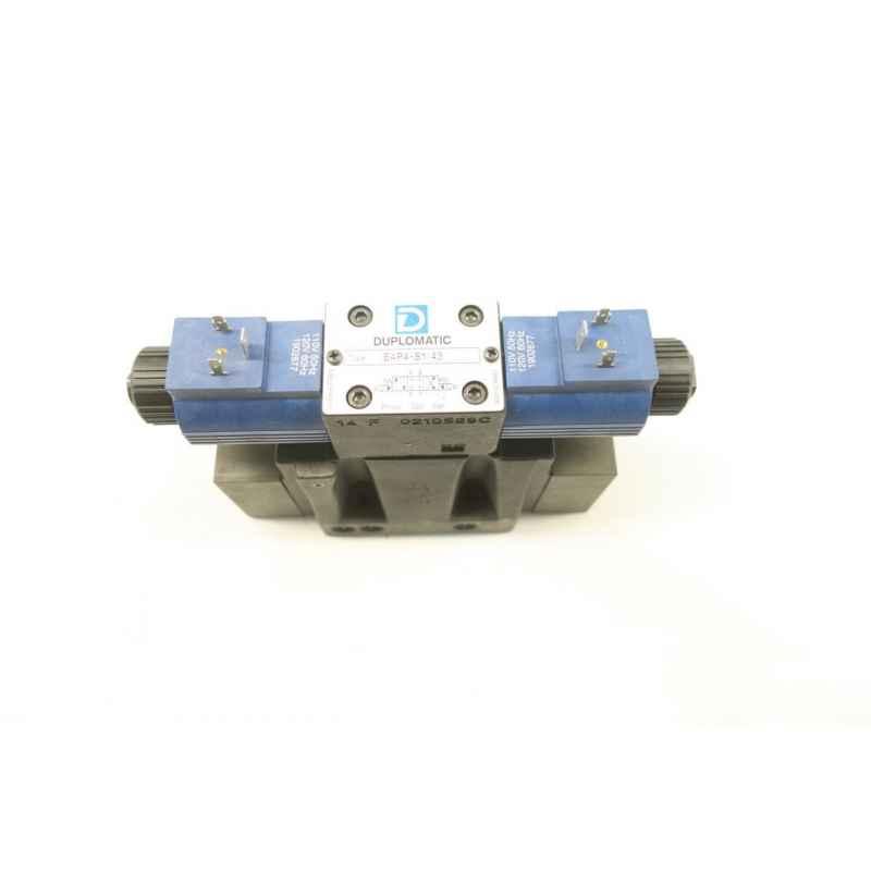 Électrovanne De Contrôle Directionnel CE4P4