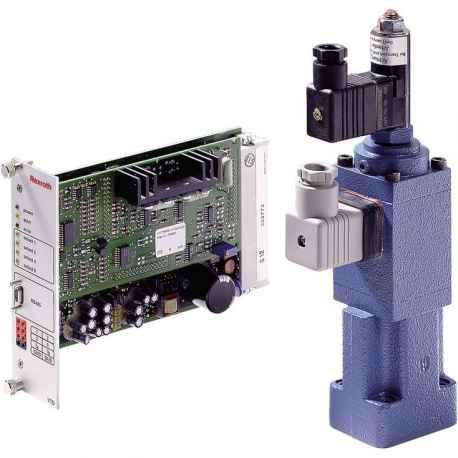Amplificateur De Valve Pour Distributeurs Proportionnels 2FRE10
