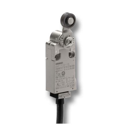 Interrupteur de position de sécurité D4F avec boîtier compact omron maroc