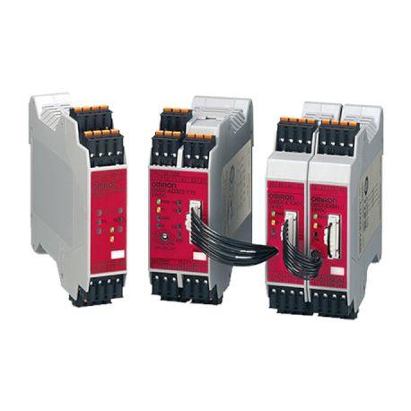 Contrôleur de sécurité G9SX : solution câblée évolutive omron maroc