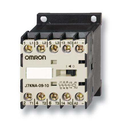 Contacteurs moteur de 4-5,5 kW pour la commutation standard omron maroc