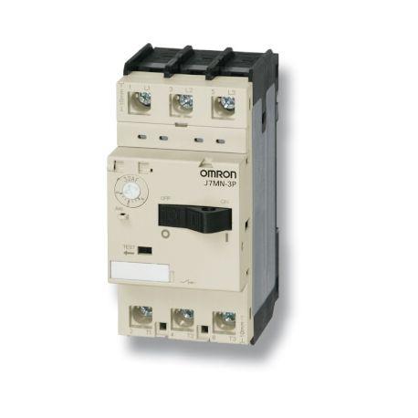 J7MN est une gamme de disjoncteurs de protection moteur de 0,1 à 100 A omron maroc