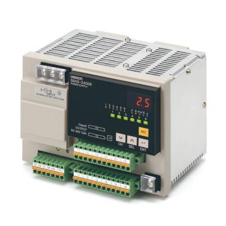 S8AS Blocs d'alimentation avec protections de circuits omron maroc