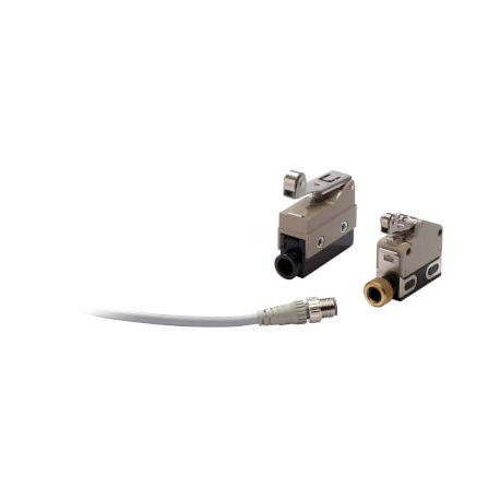 Interrupteurs de fin de course avec autres options de connexion et de câblage omron maroc