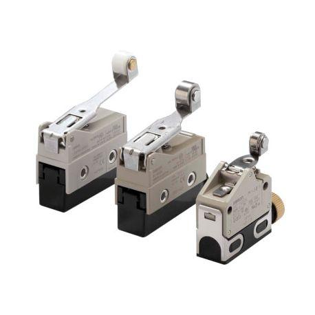 Interrupteurs de fin de course avec variantes de forme et de pas de montage omron maroc