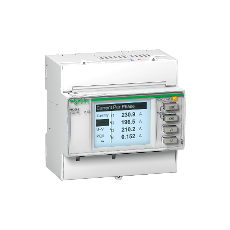 Centrales de mesure modulaires triphasées (mesure par TI) schneider electric maroc prix casablanca
