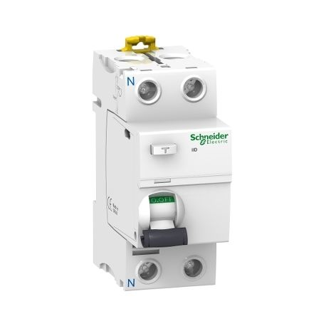 Acti9 interrupteurs différentiels modulaires jusqu'à 100 A. schneider electric maroc prix casablanca