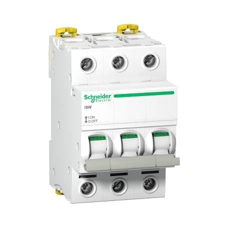 Interrupteurs-sectionneurs modulaires, jusqu'à 125 A. schneider electric maroc prix casablanca