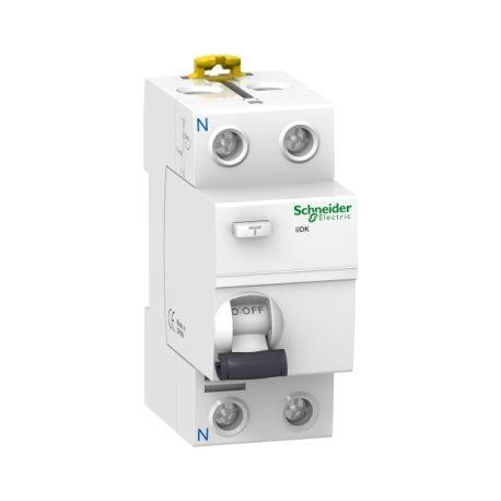 Interrupteurs différentiels, modulaires, gamme K. schneider electric maroc prix casablanca