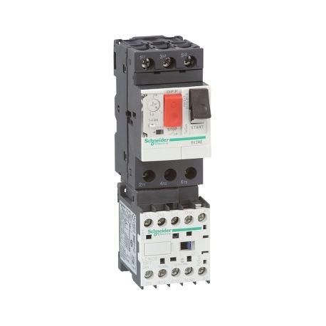 Départs moteurs combinés jusqu'à 5,5kW 415V AC3 schneider electric maroc prix casablanca